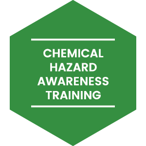 Chemical hazard awareness training